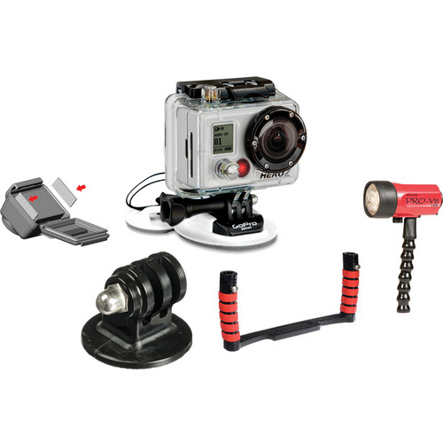 GoPro Go Pro HD HERO2 Underwater Photography Kit