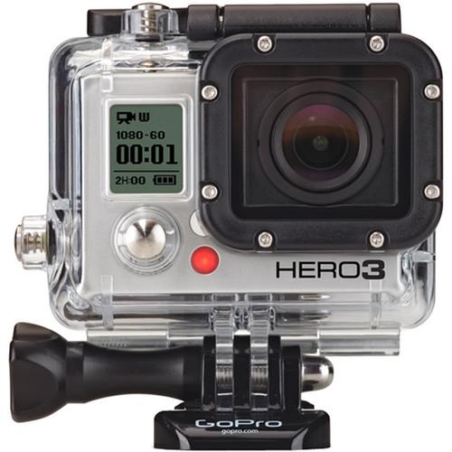 GoPro HERO3: Silver Edition Camera