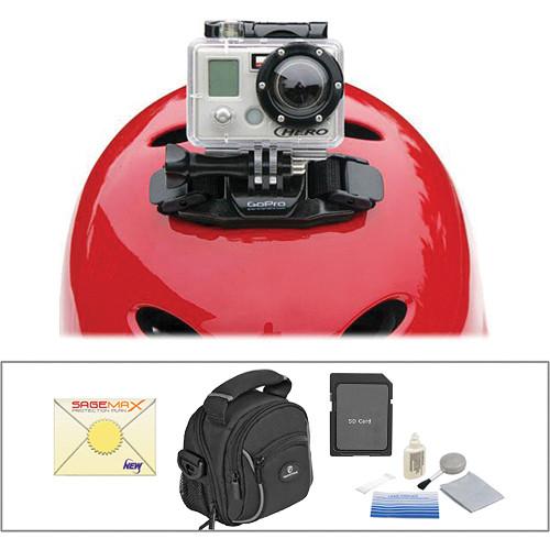 GoPro Wide HERO Digital Camera Advanced Kit