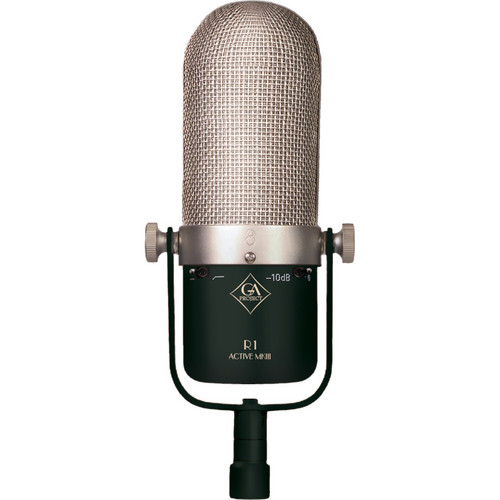 Golden Age Project R1 Active MKIII Active Ribbon Microphone
