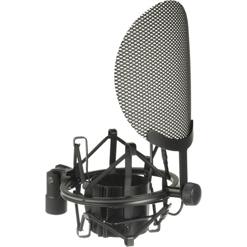 Golden Age Project SP1 - Shock Mount with Metal Pop Filter