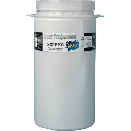 Goo Systems Rear Projection Acrylic Paint - 2.3 Liters