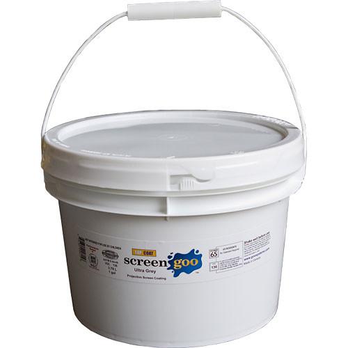 Goo Systems Ultra Grey Finish Coat (3.78 Liters )