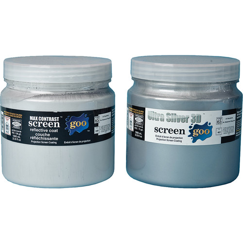 Goo Systems Ultra Silver 3D Pairs (1000ml)