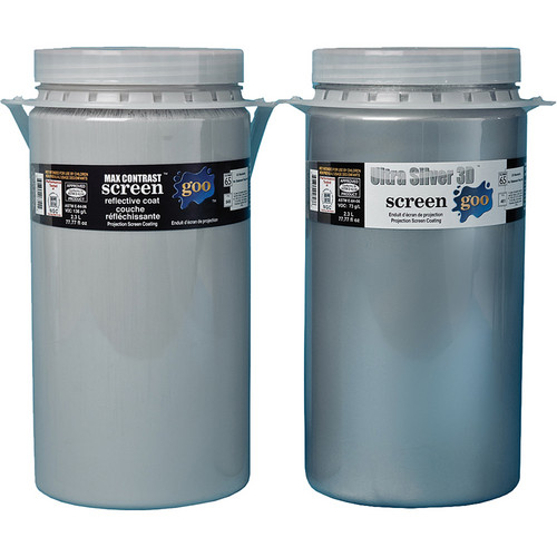 Goo Systems Ultra Silver 3D Pairs (2.3L)
