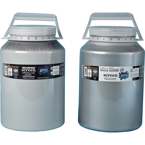 Goo Systems Ultra Silver 3D Pairs (3.78L)