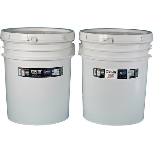 Goo Systems Reference White Screen Goo Pairs (16L)