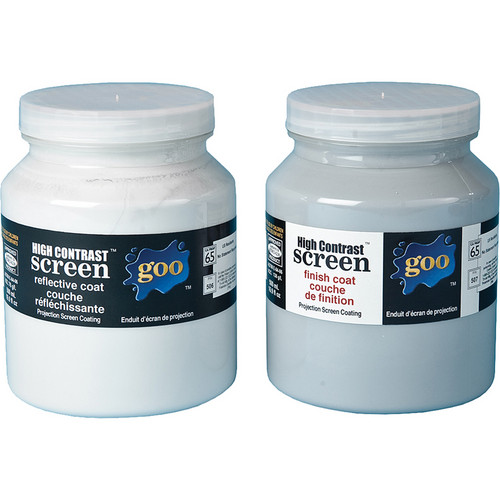 Goo Systems High Contrast Screen Goo Pairs (500ml)