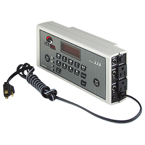 GraLab Model 555 Electronic Digital Timer