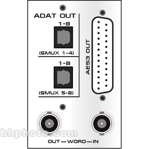 Grace Design A802-ADAT Analog to Digital Converter (Option B)
