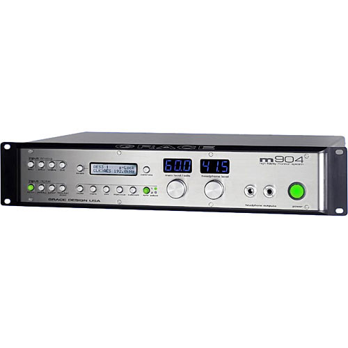 Grace Design m904 High-Fidelity Stereo Monitor Controller A904