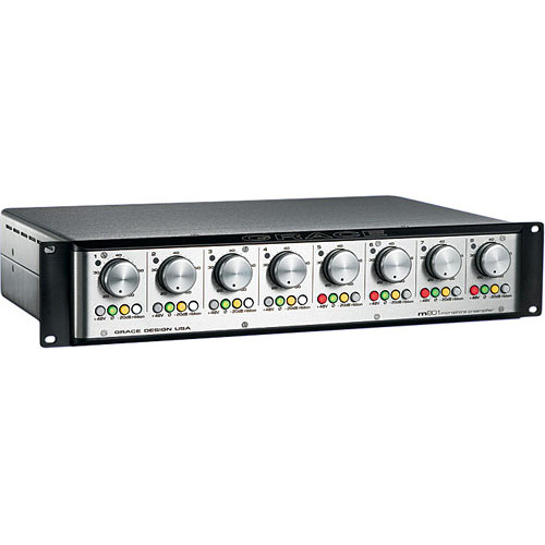 Grace Design m801 Microphone Preamp