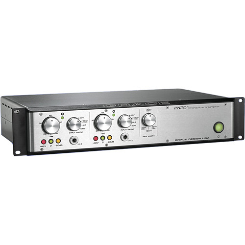 Grace Design M201 Microphone Preamp