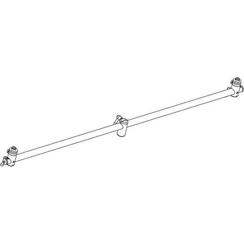 Grace Design SB-100 Spacebar Modular Microphone Bar  (European Whitworth , 3/8-16 Thread)