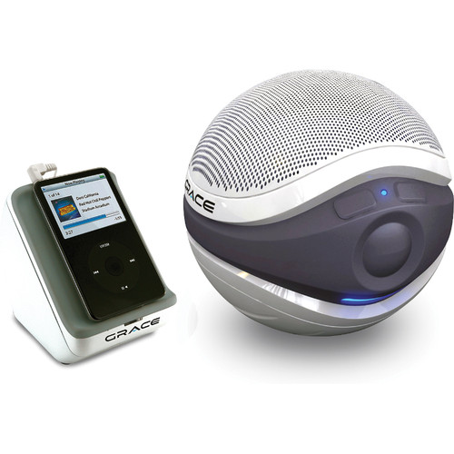 Grace Digital Aqua Sounder - Floating Wireless Speaker