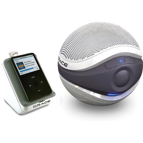 Grace Digital Aqua Sounder - Floating Wireless Speaker