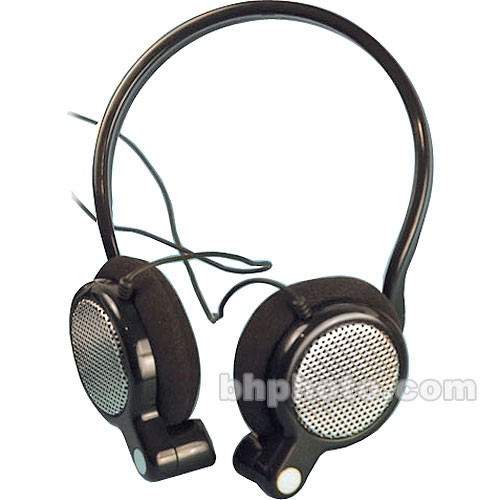 Grado iGrado - Behind-the-Neck Stereo Headphones (Black)