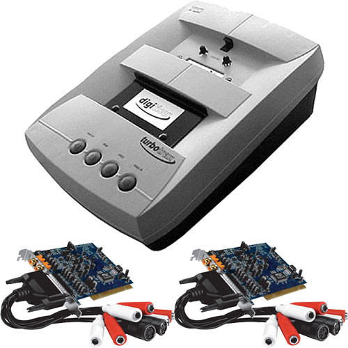 Graff Of Newark LC60554 4-Track Library for the Blind Cassette Digitizer w/ Soundcards for Desktop Windows PC