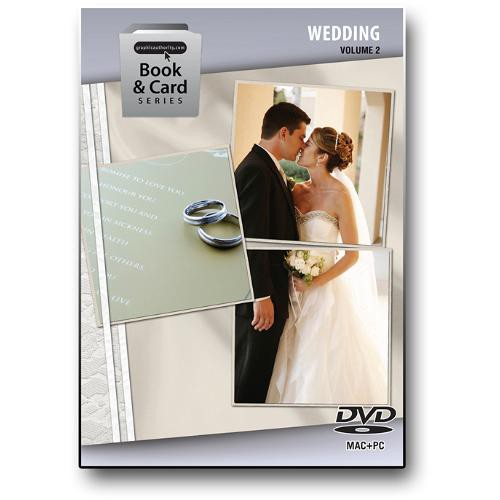 Graphic Authority Wedding: Volume 2 Photoshop Template Collection