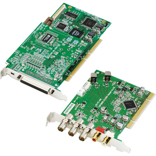 Grass Valley EDIUS SP (PCI-X) NLE Hardware + NLE Software Solution