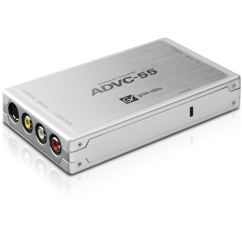 Grass Valley ADVC55 Compact Analog / Digital Converter