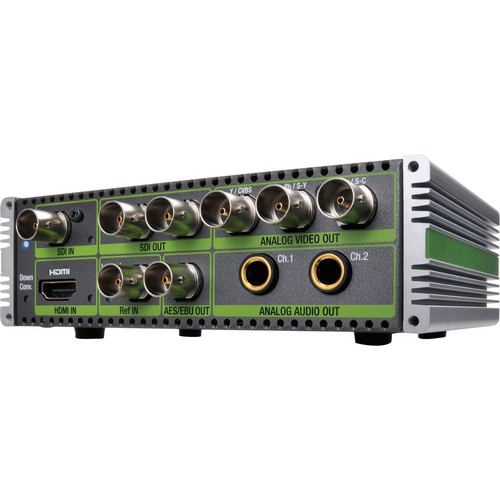 Grass Valley ADVC G2 HDMI & SDI to Analog & SDI Multi-Functional Converter / Downconverter with Frame Sync