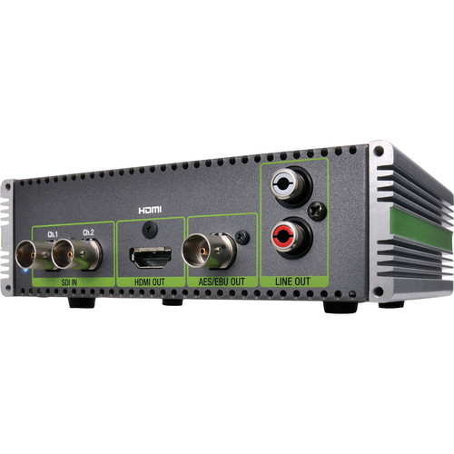 Grass Valley ADVC G3 Dual SDI to HDMI Converter / Multiplexer with 3D Support