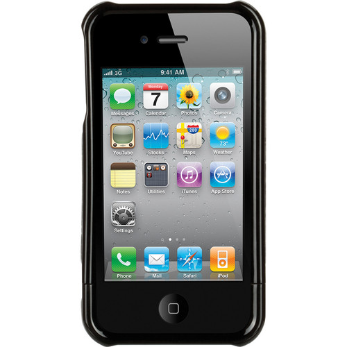 Griffin Technology Elan Frame Graphite Case for iPhone 4