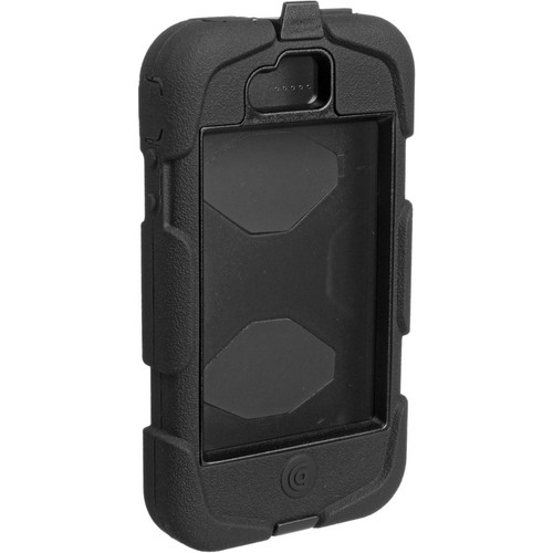 Griffin Technology Survivor Extreme-Duty Case for iPhone 4 & 4S (Black)