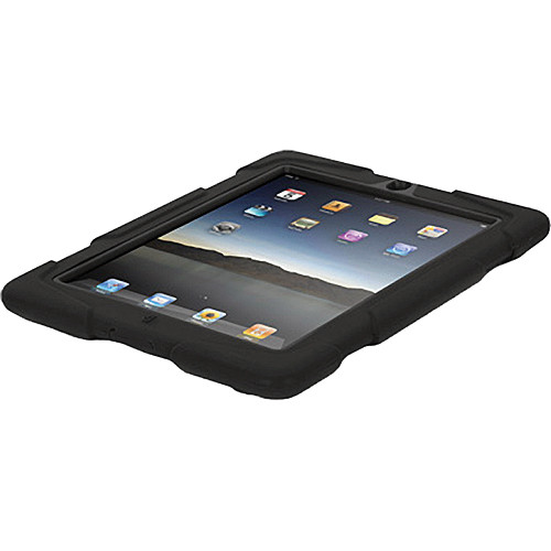 Griffin Technology Survivor Extreme-Duty Case for iPad 2 & new iPad (Black)
