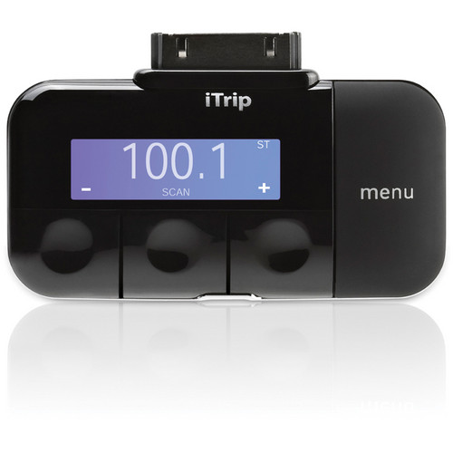 Griffin Technology iTrip FM Transmitter with App Support
