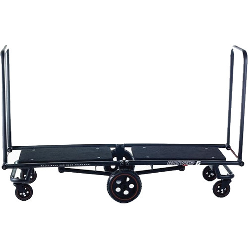 Gruv Gear MUVER 6 Multimode Longbed Cart (Black)