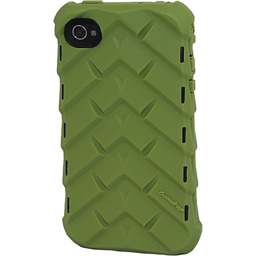 Gumdrop Cases Drop Tech Series Case for iPhone 5 (Army Green)