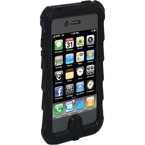 Gumdrop Cases Drop Tech Series Case for iPhone 5 (Black)