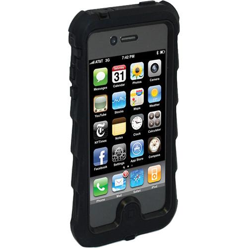 Gumdrop Cases Drop Tech Series Case for iPhone 5 (Black)
