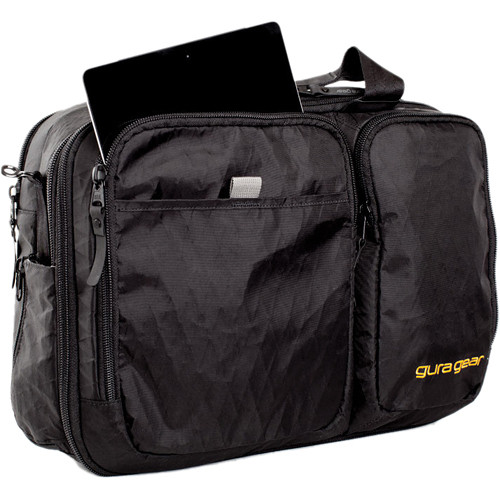 Gura Gear Chobe 19-24L Shoulder Bag (Black)