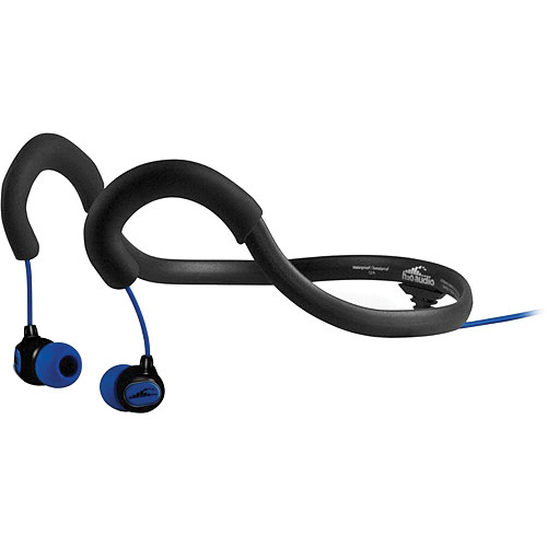 H2O Ninja Surge Sportwrap 2G In-Ear Waterproof Headphones