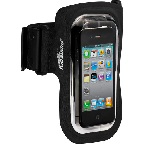 H2O Audio Amphibx Fit Waterproof Armband for iPhone, Droid and Large MP3 Players