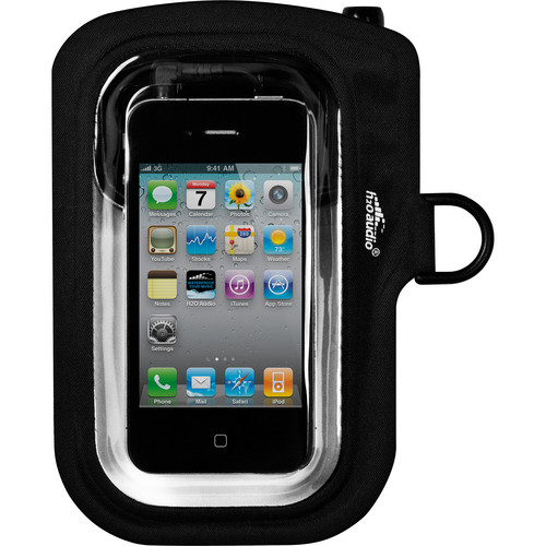 H2O Audio Amphibx Go Waterproof Case for iPhone, Droid and Large MP3 Players