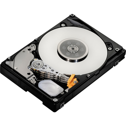 "HGST 1TB Travelstar 2.5"" Mobile Hard Drive with Interface Case Kit"