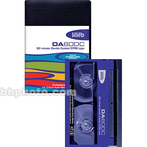 HHB DA60DC DTRS 60 Tape (10 Pack)