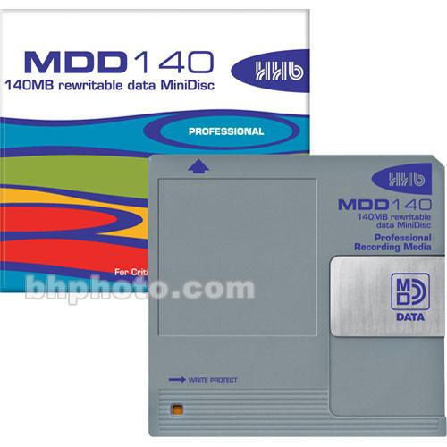 HHB MDD140 140MB Data MiniDisc