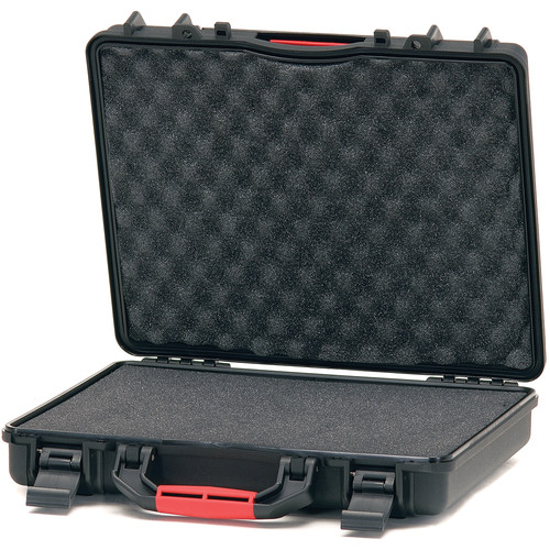 HPRC 2580F Hard Resin Waterproof Laptop Case with Cubed Foam