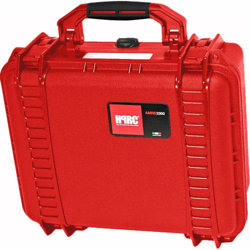 HPRC 2300E HPRC Hard Case with Empty Interior (Red)