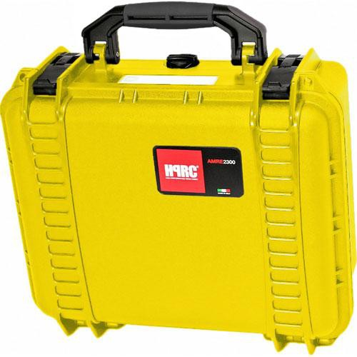 HPRC 2300E HPRC Hard Case with Empty Interior (Yellow)