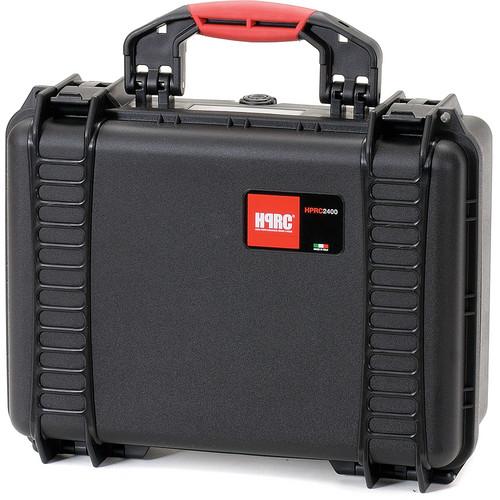 HPRC 2400E Empty Case, Medium (for Audio, Photo, Video Equipment, Black)