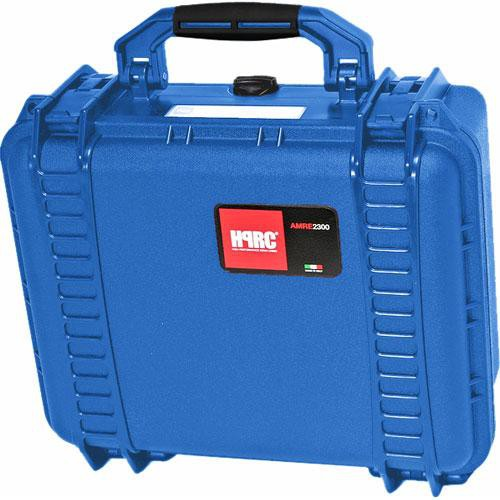 HPRC 2400E HPRC Hard Case with Empty Interior (Blue)