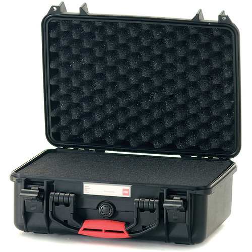 HPRC 2400F HPRC Hard Case with Cubed Foam Interior (Black)
