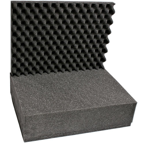 HPRC 2400FO Cubed Foam (for HPRC 2400F Hard Resin Waterproof Case, Replacement)