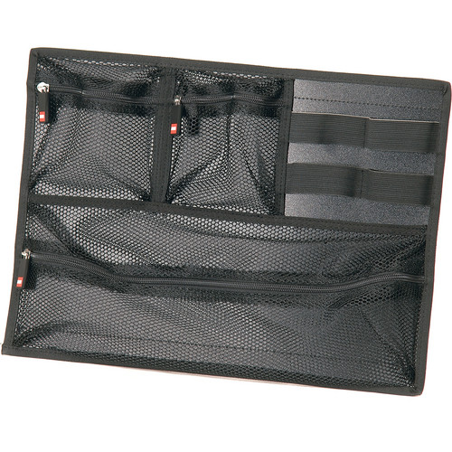 HPRC Lid Organizer Kit for HPRC2400 and HPRC2460 Hard Cases (Black)